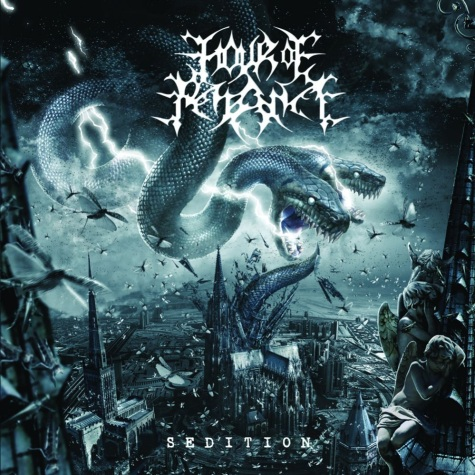 HOUR OF PENANCE - Sedition cover