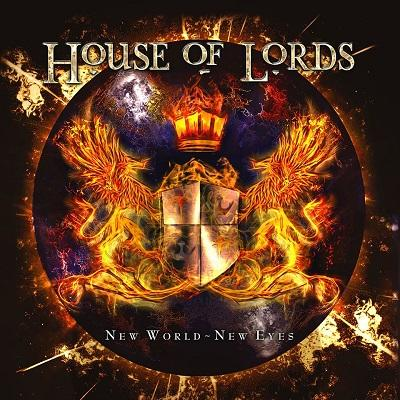 HOUSE OF LORDS - New World - New Eyes cover
