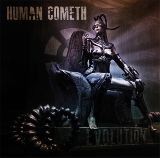 HUMAN COMETH - Evolution cover