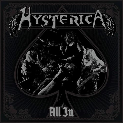 HYSTERICA - All In cover