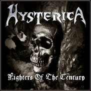 HYSTERICA - Fighters of the Century cover