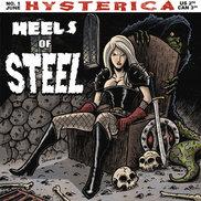 HYSTERICA - Heels Of Steel cover
