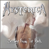 HYSTERICA - Message From the Dark cover