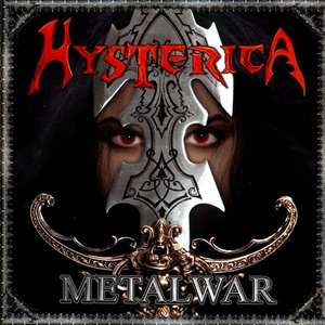HYSTERICA - Metalwar cover