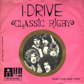 I DRIVE - Classic Rigby cover