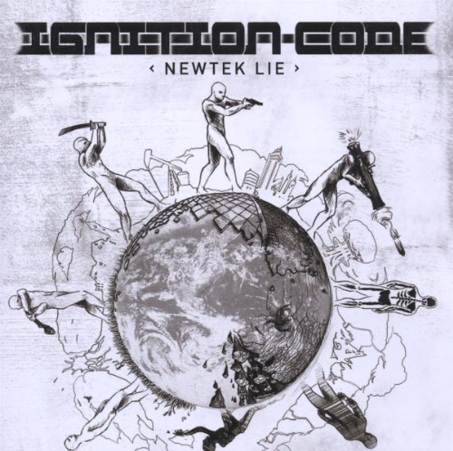 IGNITION CODE - NewTek Lie cover