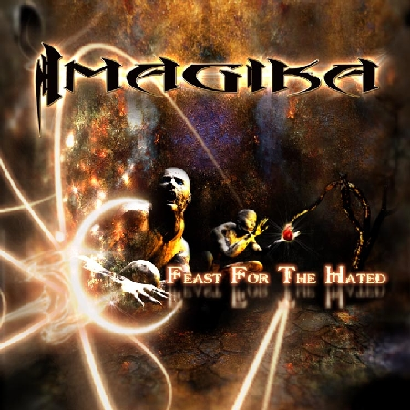 IMAGIKA - Feast for the Hated cover