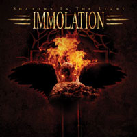 IMMOLATION - Shadows in the Light cover