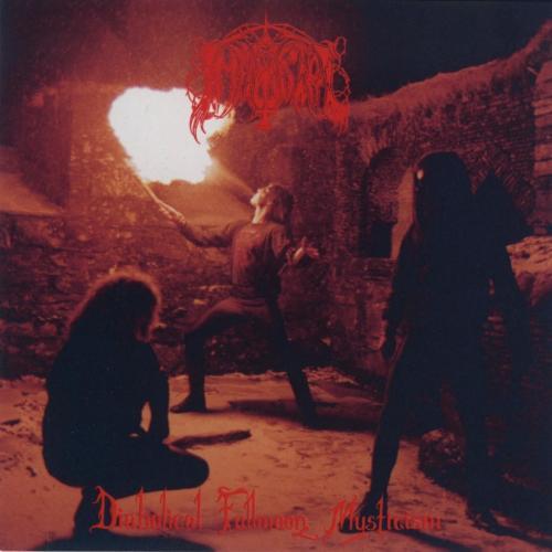 IMMORTAL - Diabolical Fullmoon Mysticism cover
