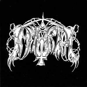 IMMORTAL - Immortal cover