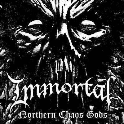 IMMORTAL - Northern Chaos Gods cover