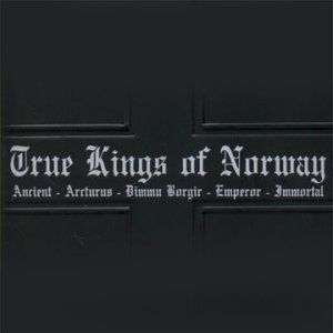 IMMORTAL - True Kings of Norway cover