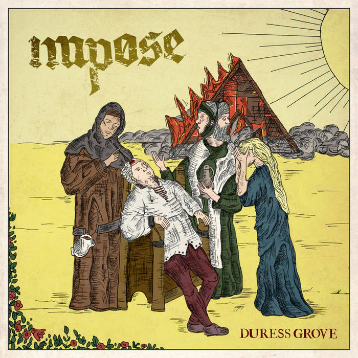 IMPOSE - Duress Grove cover