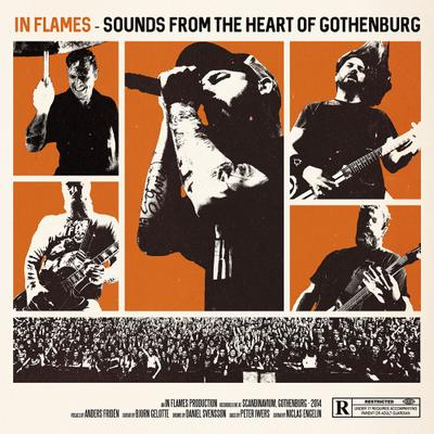 IN FLAMES - Sounds from the Heart of Gothenburg cover