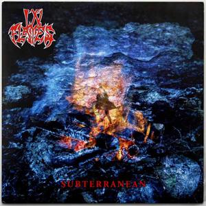 IN FLAMES - Subterranean cover