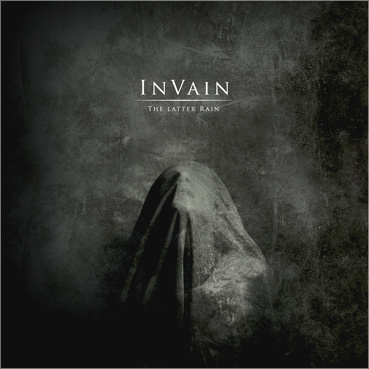 IN VAIN - The Latter Rain cover