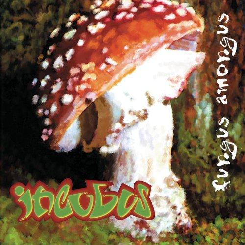 INCUBUS (CA) - Fungus Amongus cover