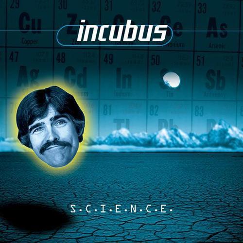 INCUBUS (CA) - S.C.I.E.N.C.E. cover