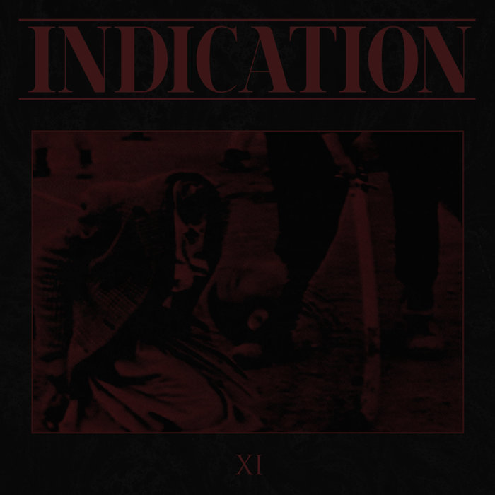 INDICATION - XI cover