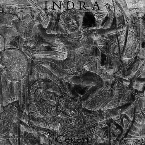 INDRA - Ceneri cover
