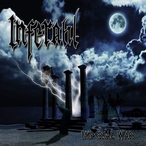 INFERAHL - Imperial War cover