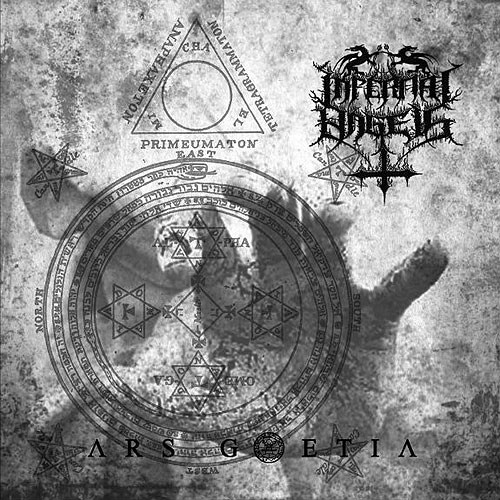 INFERNAL ANGELS - Ars Goetia cover