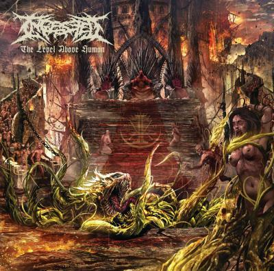 INGESTED - The Level Above Human cover