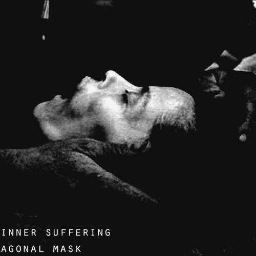 INNER SUFFERING - Agonal Mask cover