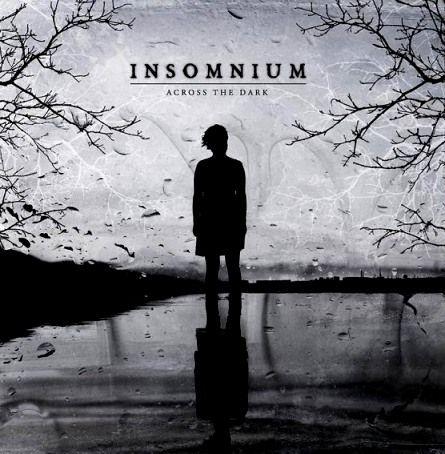 INSOMNIUM - Across the Dark cover
