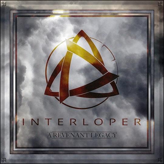 INTERLOPER - A Revenant Legacy cover