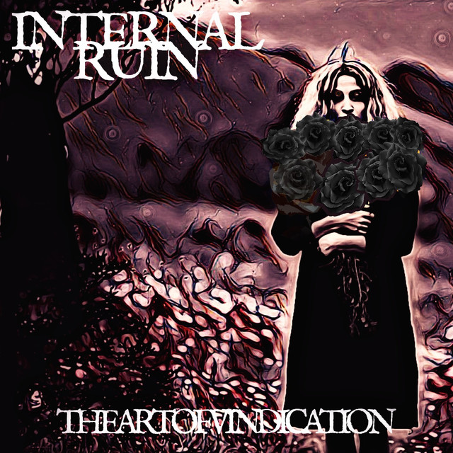 INTERNAL RUIN - The Art Of Vindication cover