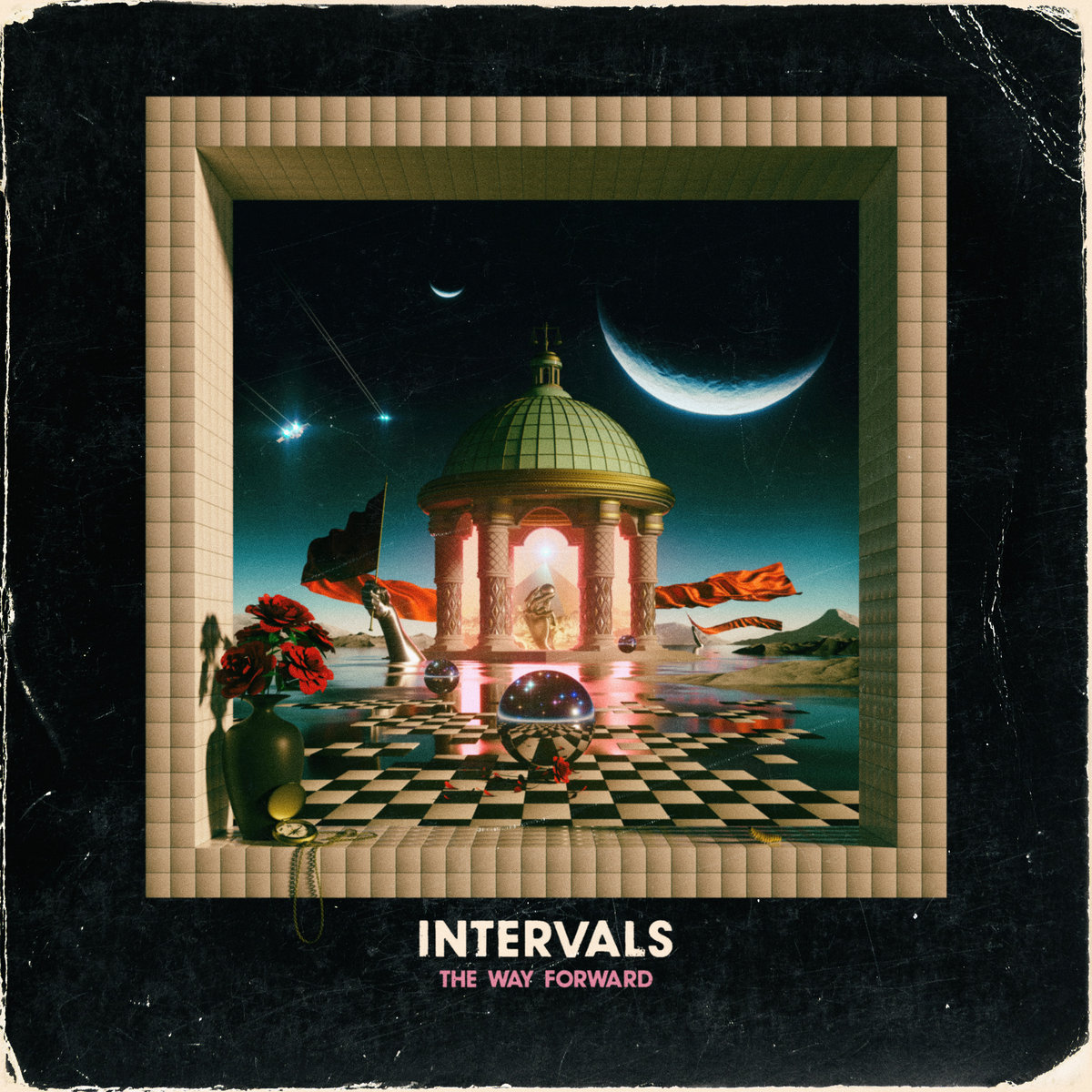 INTERVALS - The Way Forward cover