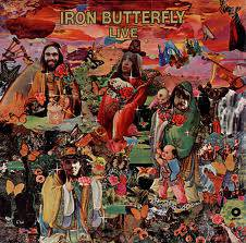 IRON BUTTERFLY - Live cover