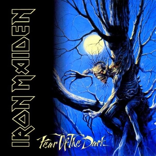 IRON MAIDEN - Fear Of The Dark cover