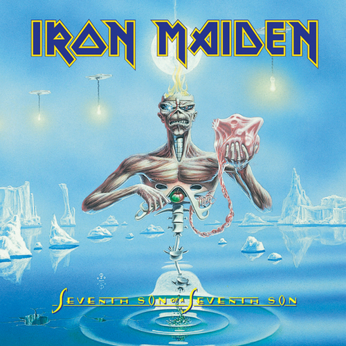 IRON MAIDEN - Seventh Son Of A Seventh Son cover