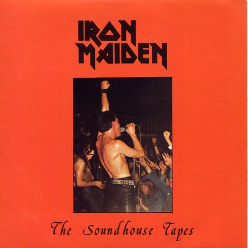 IRON MAIDEN - The Soundhouse Tapes cover