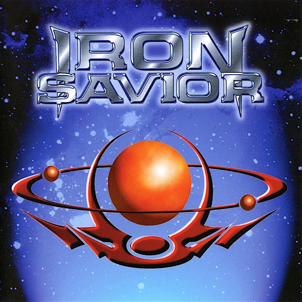 IRON SAVIOR - Iron Savior cover