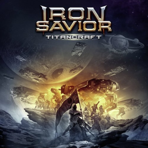 IRON SAVIOR - Titancraft cover