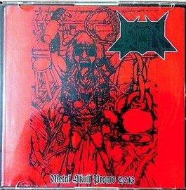 IRON SKULL - Metal Skull Promo 2013 cover