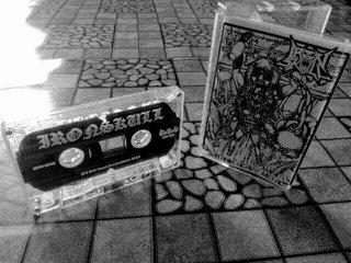 IRON SKULL - Satanik Heavy Metal cover