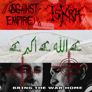 ISKRA - Bring the War Home cover
