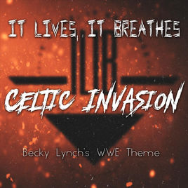 IT LIVES IT BREATHES - Celtic Invasion cover