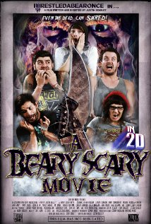 IWRESTLEDABEARONCE - A Beary Scary Movie cover
