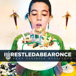 IWRESTLEDABEARONCE - Next Visible Delicious cover