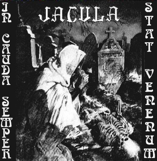 JACULA - In Cauda Semper Stat Venenum cover
