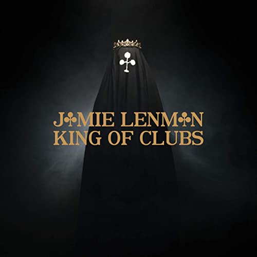 JAMIE LENMAN - King Of Clubs cover