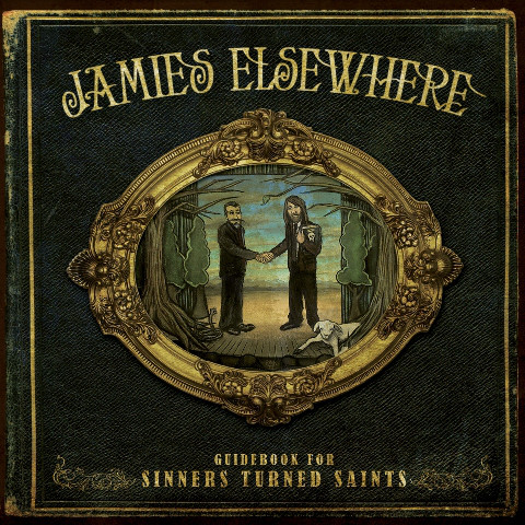 JAMIE'S ELSEWHERE - Guidebook For Sinners Turned Saints cover