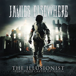 JAMIE'S ELSEWHERE - The Illusionist cover