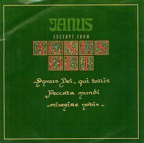 JANUS - Angus Dei cover