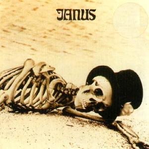 JANUS - Gravedigger cover